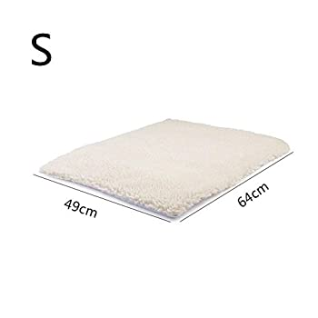 Mignon84Cook Couverture de couvertures Auto-chauffantes pour Animaux de Compagnie, Convient aux Chats et aux Chats