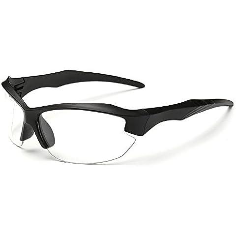 Embryform Más Cuidado Deporte al aire libre Ciclismo Montar en bicicleta Gafas de sol Gafas Gafas UV411 Lente