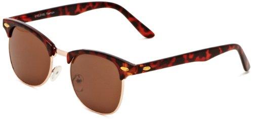 Eyelevel   Gafas de sol para mujer, color marrón, talla única