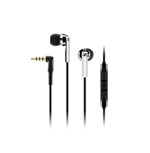 Sennheiser CX 2.00i Auricolare In-Ear, iPhone/iPod/iPad, Nero