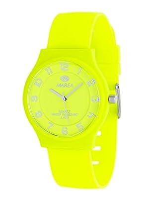 Reloj Marea Unisex B35519/5 Esfera 40mm Amarillo