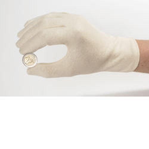 Leuchtturm Baumwolle (Münz-Handschuhe aus Baumwolle, Paar)