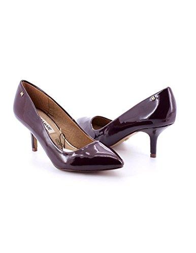 Maria Mare brevet Chaussure Bordeaux Rouge