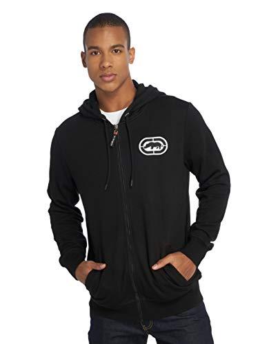 Ecko Unltd. Zip Hoodie Hidden Hills in schwarz XL Ecko Unltd Hoody Zip Sweatshirt