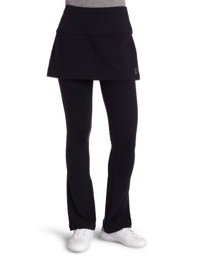 Rock Sport Damen Robust Mädchen Rock mit Spandex Hose, Damen, schwarz, Medium - Haltung Compression Short