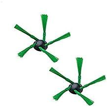 Hannets - Cepillos Laterales aspiradoras Vorwerk VR200 I VR 200, Robot Aspirador, 2 cepillos