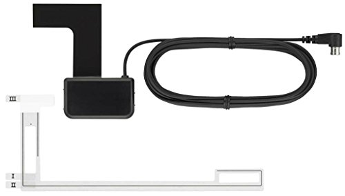 Antenne DAB + Disque phantomgespeist (9–16 V) pour DAB + fähige d'autoradio KENWOOD, Pioneer Alpine, JVC, Sony, etc.