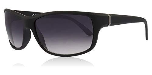 Glare Eyewear Bradley Sonnenbrille im matt-schwarz RHS81 One Size Gradient Grey