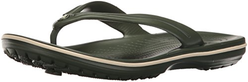 Stucco Pinze Mixte Crocs foresta Flip Crocband Vert Adulte q00E7