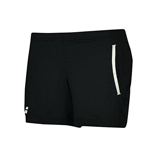 Babolat - Core Damen Tennisshort Schwarz M - Woven Damen Tasche