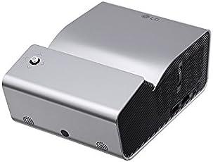 LG PH450UG Kurz Distanz LED Projektor mit HD AuflöSung 450Lumen USB WXGA 1.280x720 1x1W 4:3 16:9 100.000:1