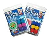 Putty Buddies - Earplugs - 3 pairs - purple -pink - teal