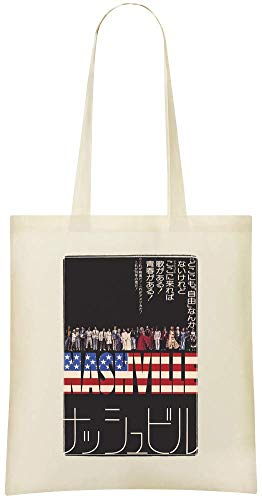 Jimmy Apparel Nashville - Nashville Custom Printed Shopping Grocery Tote Bag 100% Soft Cotton Eco-Friendly & Stylish Handbag For Everyday Use Custom Shoulder Bags