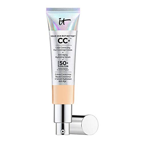 IT Cosmetics Your Skin But Better CC+ Cream with SPF 50+ 32ml (Light Medium)