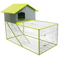 VOLTREGA 001597G Parque para Conejos