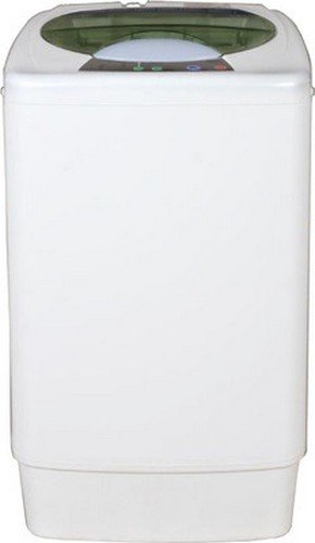 Haier HWM 60-10 Fully-automatic Top-loading Washing Machine (6 Kg, White)