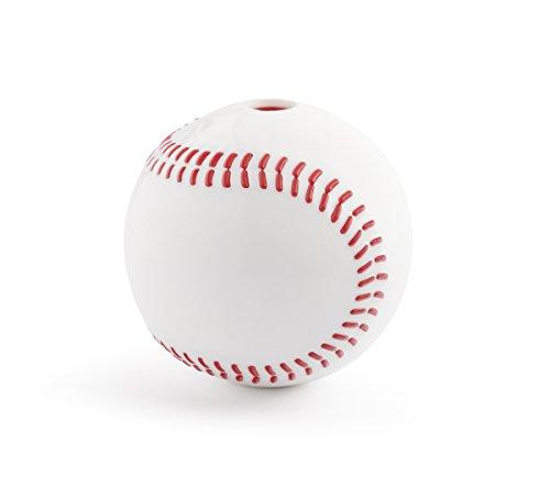 Planet Dog Orbee-Tuff Sport Baseball Spielzeug für Hunde - Durchmesser ca. 8,3 cm