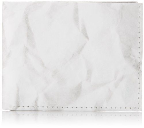 """Preisvergleich Produktbild Dynomighty Crinkled Paper Tyvek Billfold Dyno Wallet, """"A Good Idea Should Never Go To Waste"""" - Water/Stain/Tear Resistant (Boxed Version) - Be Mighty!"""