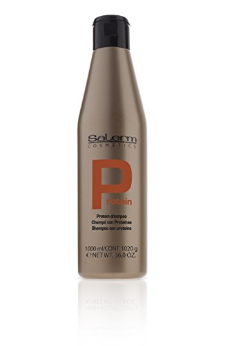 Salerm Cosmetics Protein Champú - 1000 ml