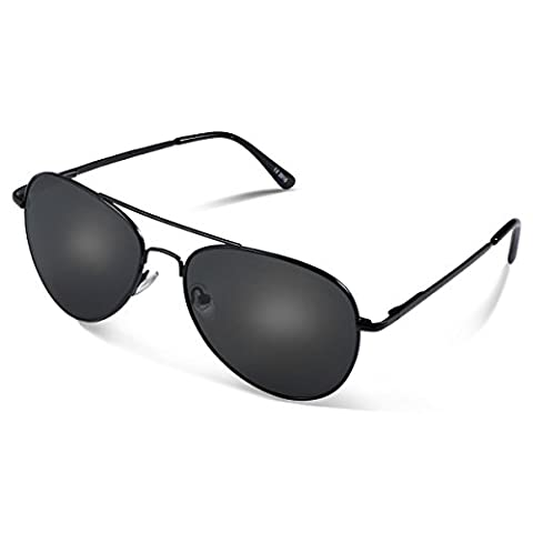 Duduma Lunettes de Soleil Aviateur Premium Uv400 de Mode Classique avec Les Lentilles Conçues pour Hommes et Femmes