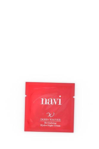 Navi Revitalizing Hydro-Night Cream, Probe 1 x 3 ml, Plus Produkte mit Rizinusöl