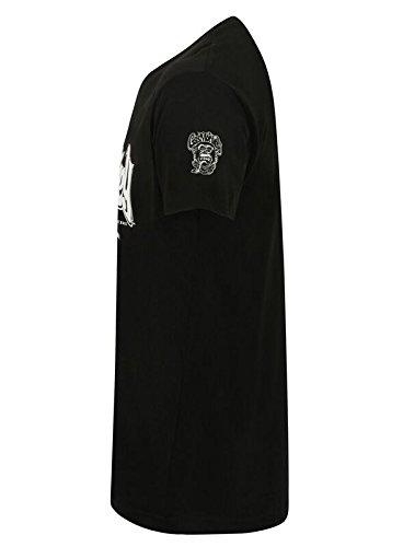 Gas Monkey Garage Herren T-Shirt OG Logo verschiedene Farben Schwarz