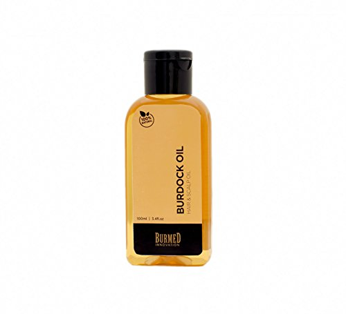 BURMED Burdock & Black Sesame Hair Oil