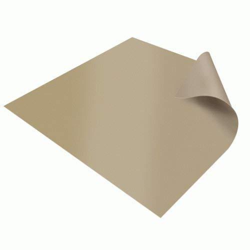 yolö creative A4 + teflon (ptfe) scheda di trasferimento di calore e pressa di calore protezione 307 millimetri x 220 millimetri
