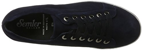 Semler - Ruby, Scarpe stringate Donna Blau (midnightblue)