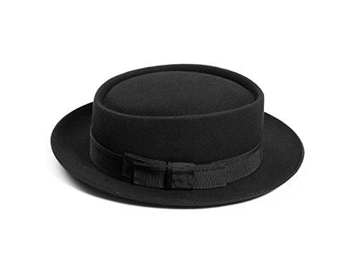 Dasmarca Laine London Code Postal Collection Shoreditch_E2 Winter Felt Fedora Hat