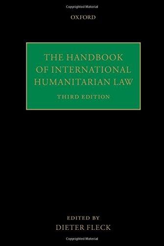 The Handbook of International Humanitarian Law