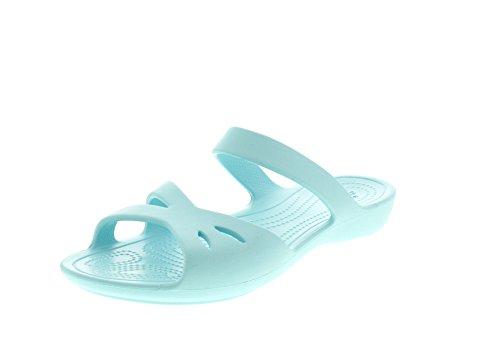 CROCS - KELLI OL SANDAL - ice blue Ice Blue