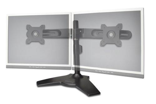 DIGITUS Dual-Monitor Halterung / Tischständer für 15