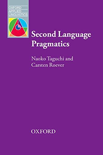 Second Language Pragmatics (Oxford Applied Linguistics ...