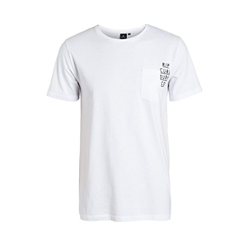 Rip Curl T-shirts - Rip Curl Noses T-Shirt - Black Optical White