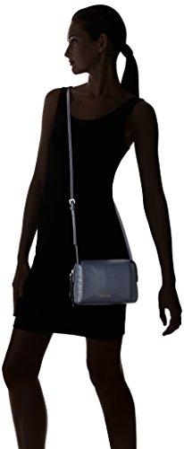 Gli amanti dello shopping e Womens borse a tracolla, colore Blu , marca CALVIN KLEIN, modello Gli Amanti Dello Shopping E Womens Borse A Tracolla CALVIN KLEIN MISH4 SMALL CROSSBODY Blu Blu (Ombre Blue)