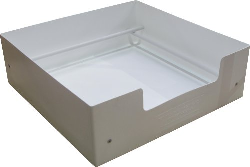 """Petnap Plastic Re-useable dog puppy whelping box (30"""" x 30"""" x 12"""" White) 2"""