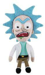 Rick and Morty Angry Rick Galactic Plushies Juguete De Peluche