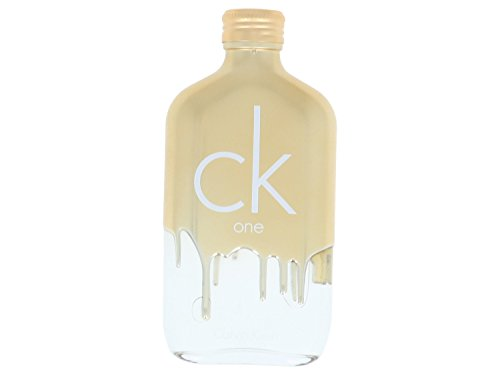 Calvin Klein CK One gold Eau de Toilette Spray, 200 ml