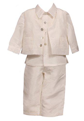 heritage-baby-jungen-0-24-monate-taufbekleidung-weiss-antik-weiss-gr-12-18-monate-antik-weiss