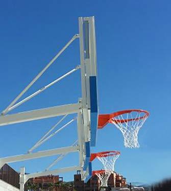 Softee-Spiel Basketball Netze 3,5mm
