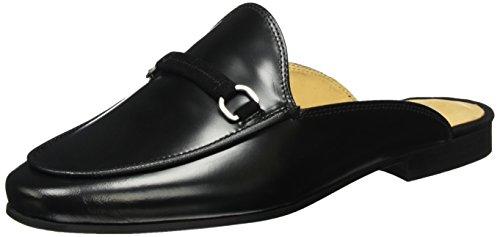 Marc O'Polo Damen 70113873701102 Sabot Pantoletten Schwarz (Black)