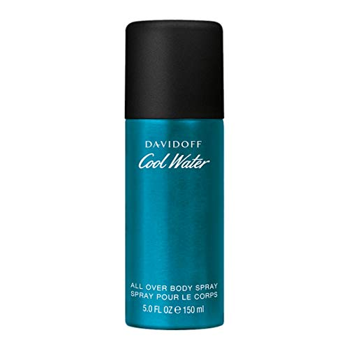 Davidoff Cool Water All Over Body Spray, 150ml