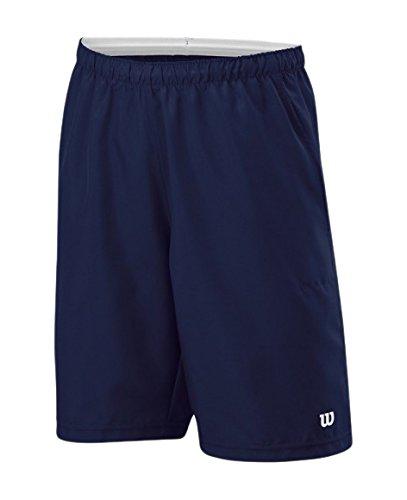 Wilson Jungen Oberbekleidung Rush 8 Woven Shorts, dunkelblau, M, WR2019005
