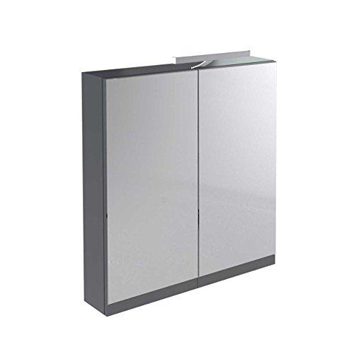 Kartell Ikon - Armario Espejo 600 x 600 x 150 mm