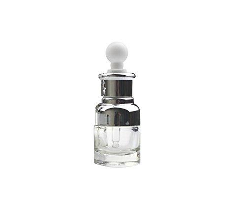 1ätherisches Öl Probe Glas Dropper Flasche mit Innen plug-upscale Make-up Kosmetik Parfüm Container Probe Flakon mit Glas Dropper