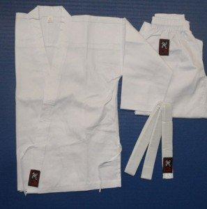 Kinder-Karateanzug Funktion Misch-Tec für Einsteiger und Fortgeschrittene, Karate-Anzug Karategi für Kinder