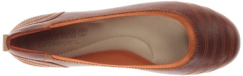 Timberland EK ELSWORTH BALRN CO MEDIUM BROWN, Scarpe chiuse donna Marrone (Braun (MEDIUM BROWN))