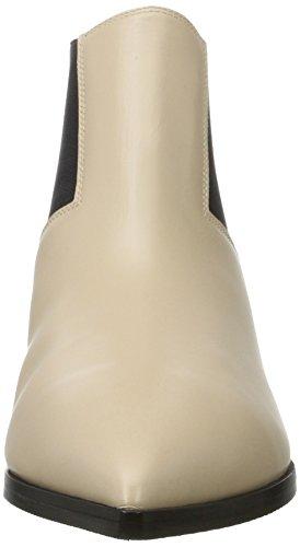 Hugo Mimosa-n 10199300 01, Stivali Chelsea Donna Beige (Light Beige)