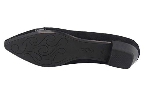 Gabor - Exact, Scarpe col tacco Donna Nero